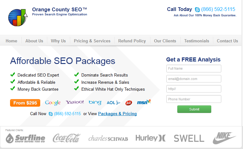 Orange County SEO Launches Affordable SEO Packages for Small ...