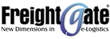 Freightgate Announces Rate Management Connectivity with Existing...