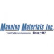 Manning Materials Logo