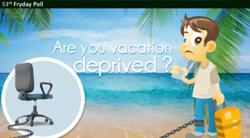 Are You Vacation Deprived? New Infographic