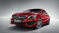 New Mercedes CLA-Class