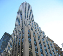 Midtown Manhattan Office Space Location