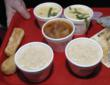 "The ""Soup'R Bowl"" soup-cookery competition"