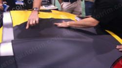 3M Dinoc Carbon Fiber Wrap