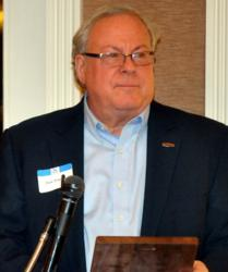 Daniel P. French, Business Person of the Year