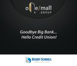 One Mall Group Goes Local, Leaves Big Bank for Credit Union