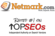 Netmark Named Best SEO Company by TOPSEOS through All of 2012