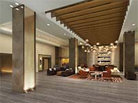 Grand Hyatt Denver hotel renovation