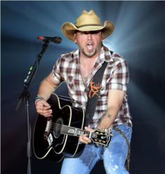 Jason Aldean Night Train Tour 2013