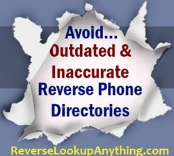 Top rated reverse cell phone lookup directories