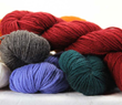 image of cascade 220 sport weight superwash wool yarn