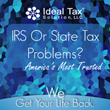 Ideal Tax Solution, LLC is Notifying Taxpayers That IRS Has Officially...