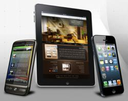 Responsive Mobile Websites and Smartphone Apps