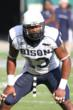 Keith Pough Howard University linebacker