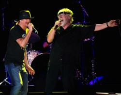 Kid Rock & Bon Seger Concert