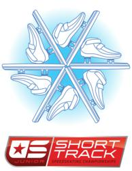 2013 US Junior National Short Track Speedskating Championships Logo