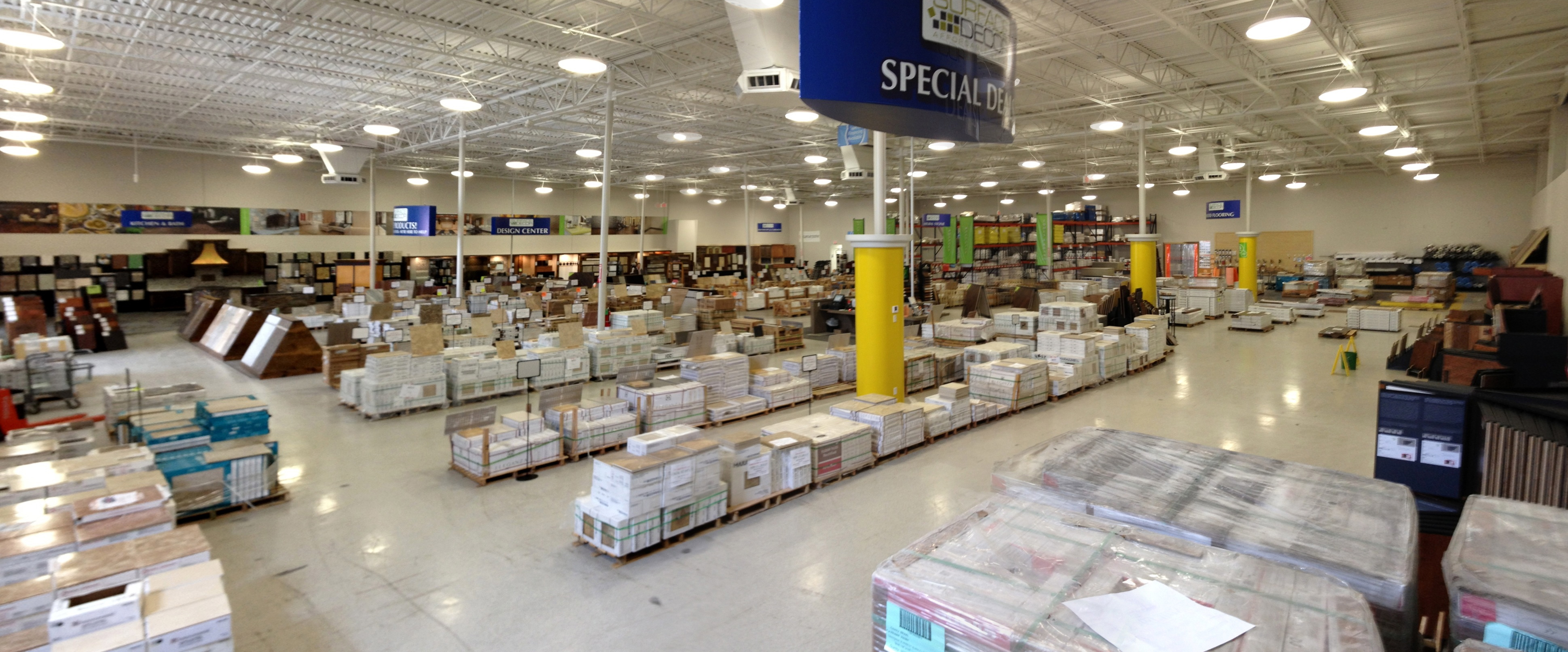 Flooring Services Farmers Branch : Surface decor floor warehouse dallas announces its new