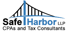 Last minute individual tax filing. Safe Harbor LLP, a Top San Francisco Bay Area CPA Firm