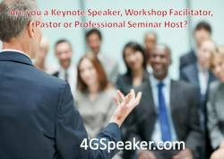 Are you a Professional Speaker, Pastor, Seminar Host, Online Personality? Fund your gig.