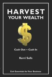 HARVEST YOUR WEALTH book cover