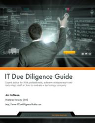 IT Due Diligence Guide Cover