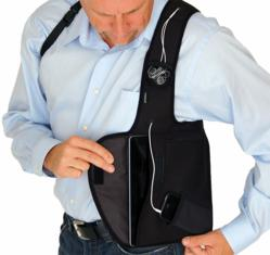 eHolster Tablet Shoulder Holster