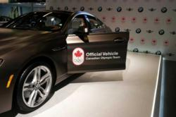 BMW Group Canada Sponsors Canadian Olympic Team