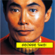 George Takei - Star Trek - At Denver Comic Con 2013
