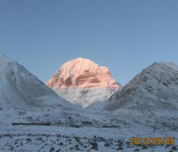 Kailash tour picture, Kailash travel photo, Tibet Kailash Manasarovar tour reference