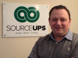 UPS power supply provider Source UPS's new employee David Gould