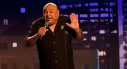B>U Features stand up comedian Rick Gutierrez