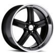 Lumarai Lexus Wheels - The Morro in Black