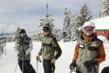 Uncrowded slopes and low prices get skiers smiling in the Shasta Cascade.