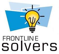 Frontline Solvers