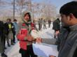 Global Security Consulting Company Atmospherics Unlimited Delivers 3 Tons of Food Supplies to Local Kabul Families