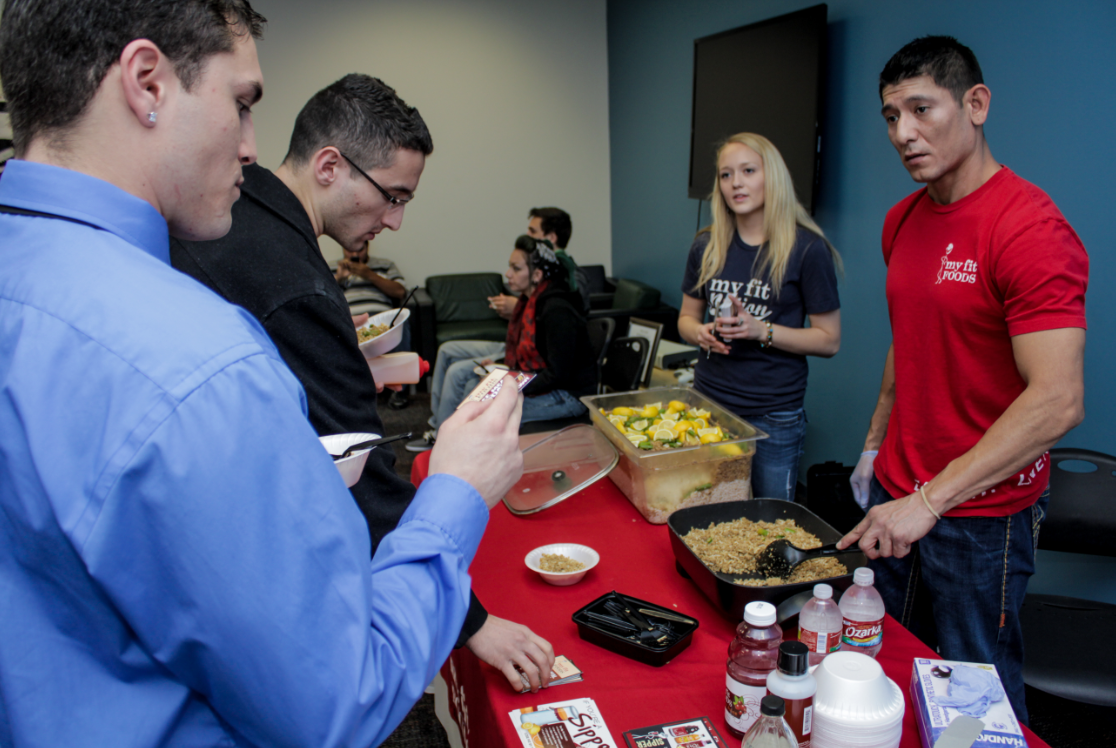Protect America Holds Wellness Fair for Employees