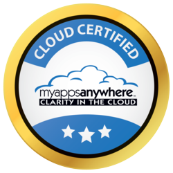 MyApps Certification