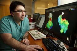 The Heart Institute image of electrophysiologist Dr. Marcin Kowalski