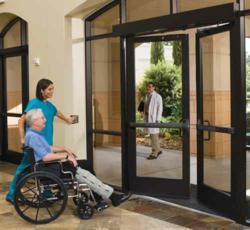 The AOD EasyKit makes it easy to install Automatic Swing Doors to any healthcare facility