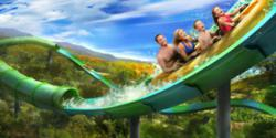 New Rides At Dollywood Theme Park TN in 2013-14.