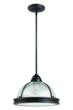 The new Pratt Street Collection Prismatic Glass pendant by Sea Gull Lighting