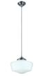 The new Academy Collection one-light pendant by Sea Gull Lighting