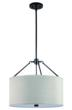 The new three-light Brayden pendant by Sea Gull Lighting