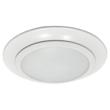"Sea Gull Lighting extends its best-selling Traverse line with a 4"" and 6"" recessed retrofit flush mount."