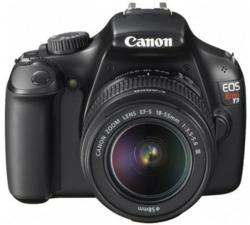 Canon EOS Rebel T3 12.2 MP Camera