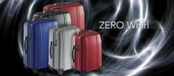 ZERO Whirl - the lightweight polycarbonate luggage