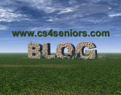 Blog for cs4seniors.com
