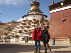 Gyantse Pelkhor Monastery photo tour,Central Tibet landscape tour, Tibet culture tour