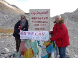 Tibet Everest Adventure photo, Tibet landscape Tour