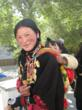 Tibetan people, Tibet woman and kid, Tibet people life and culture